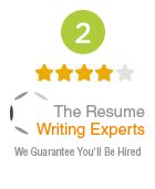 Four-Star Ranking for The Resume Writing Experts
